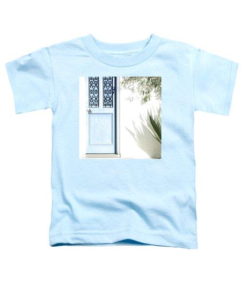 The Blue Door Toddler T-Shirt