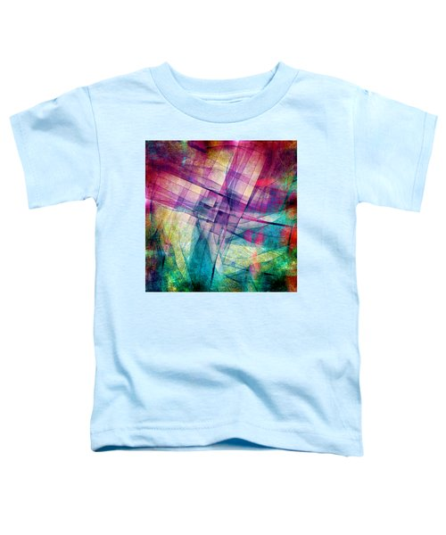 The Building Blocks Toddler T-Shirt