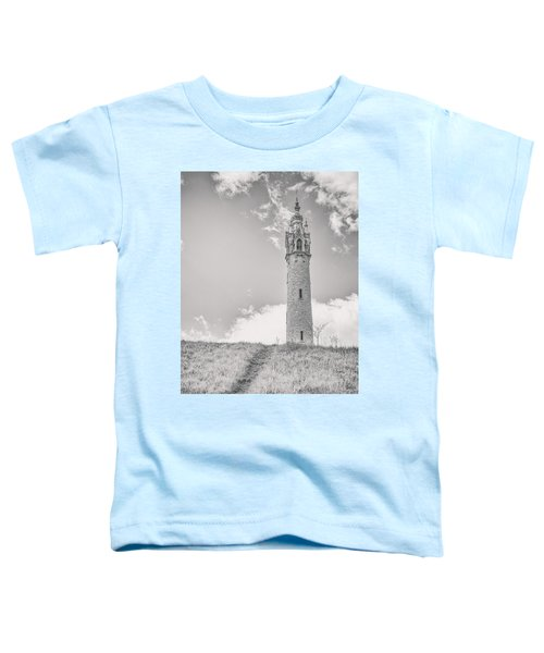 The Castle Tower Toddler T-Shirt