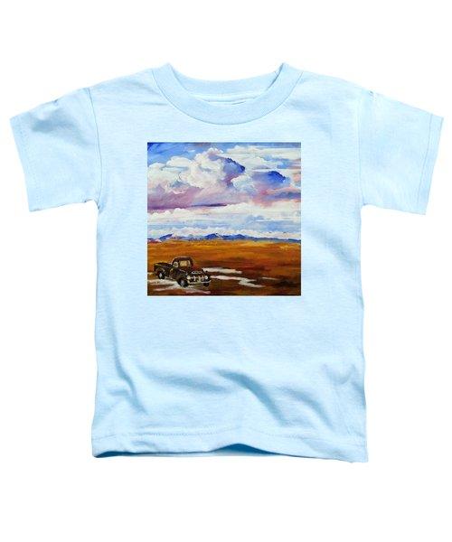 The Flathead Toddler T-Shirt