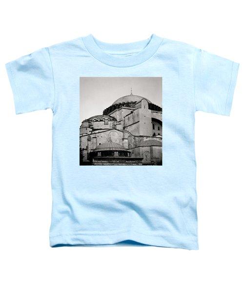 The Hagia Sophia Toddler T-Shirt