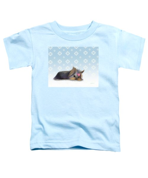 The Little Thinker  Toddler T-Shirt