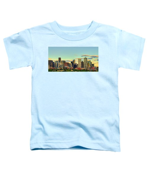 The Mile High City Toddler T-Shirt
