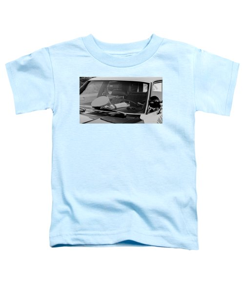 The Office On Wheels Toddler T-Shirt