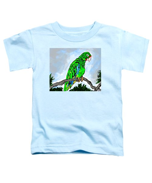 The Parrot Toddler T-Shirt