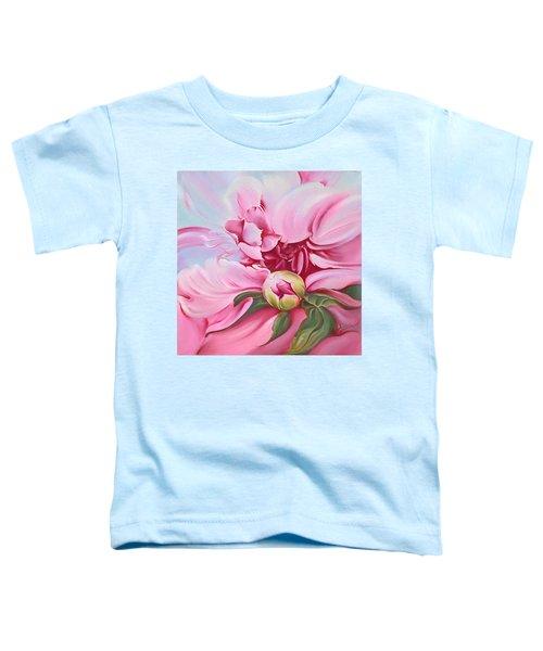 The Peony Toddler T-Shirt
