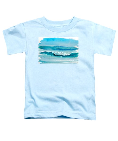 The Perfect Wave Toddler T-Shirt