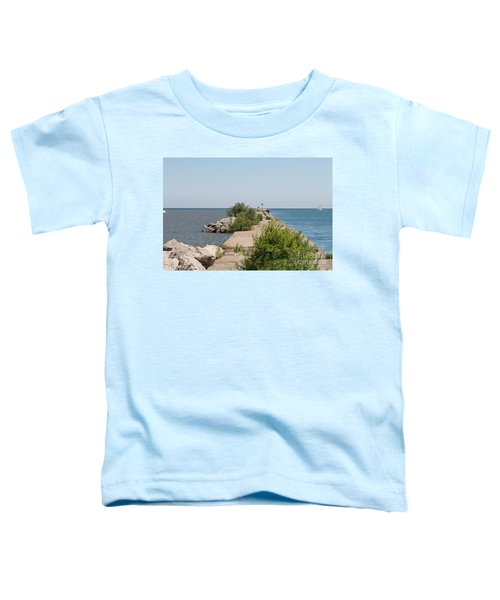 The Pier Toddler T-Shirt