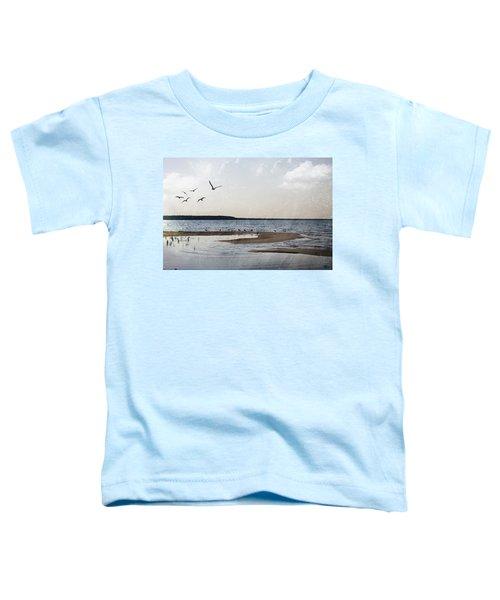 The Shallows At Whitefish Bay Toddler T-Shirt