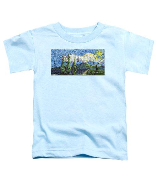 The Shores Of Dreams Toddler T-Shirt