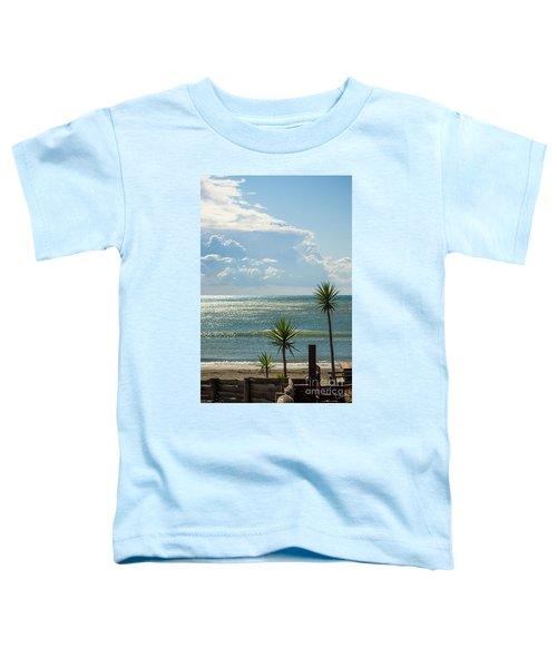 The Three Palms Toddler T-Shirt