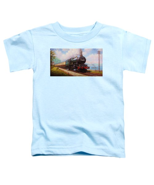The Torbay Express. Toddler T-Shirt