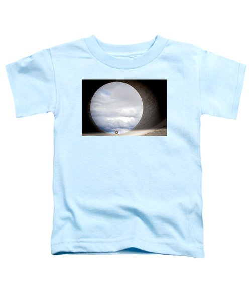 The View Above Toddler T-Shirt