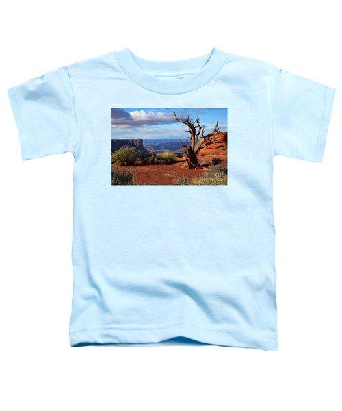 The Watchman Toddler T-Shirt