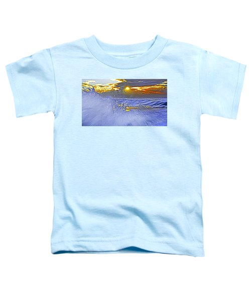The Wave Which Got Me Toddler T-Shirt
