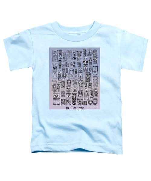 Tiki Cool Zone Toddler T-Shirt