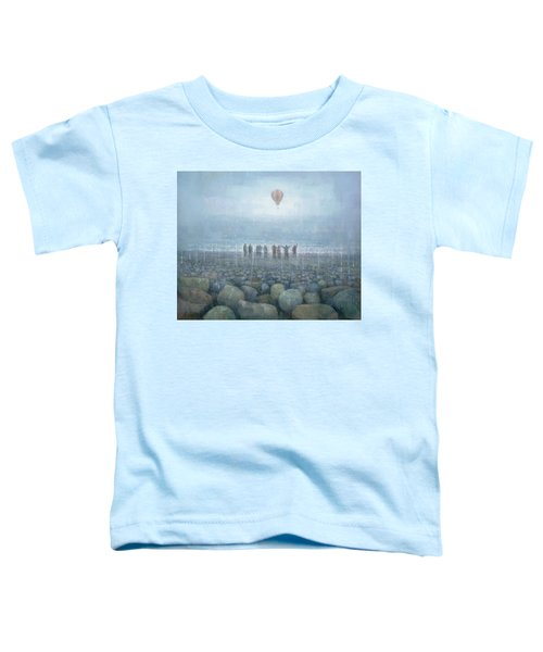 To The Mountains Of The Moon Toddler T-Shirt