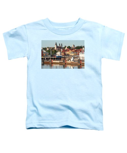 Town Harbour Toddler T-Shirt