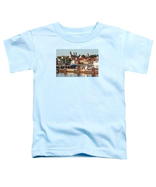 Town Harbour Toddler T-Shirt