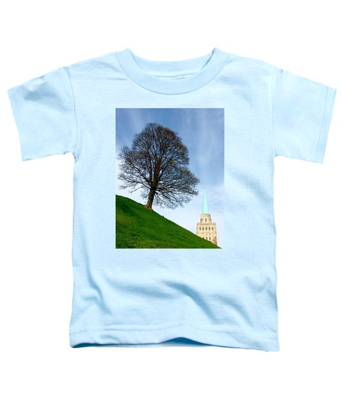 Tree On A Hill Toddler T-Shirt