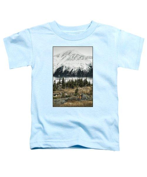 Turnagain Arm  Toddler T-Shirt