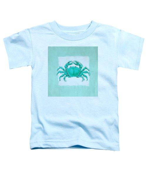 Turquoise Seashells I Toddler T-Shirt