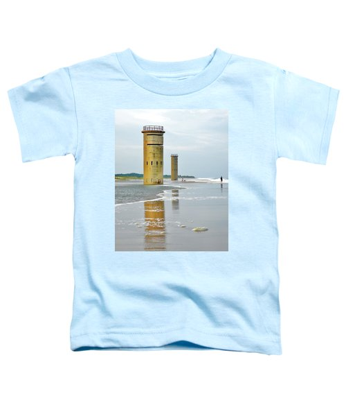 Twin Towers At Whiskey Beach Toddler T-Shirt