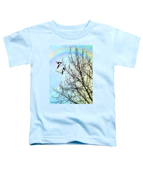 Two For Joy Toddler T-Shirt