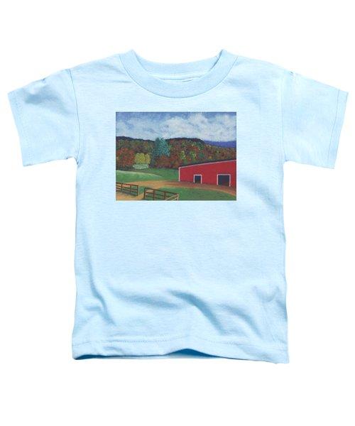 Undermountain Autumn Toddler T-Shirt