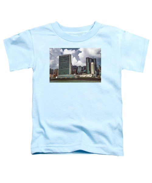 United Nations Toddler T-Shirt