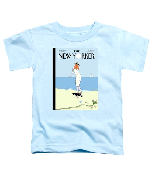 New Yorker August 29th, 2011 Toddler T-Shirt