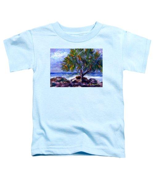 View At Maku'u Toddler T-Shirt