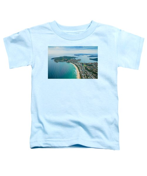 Toddler T-Shirt featuring the photograph View by Miroslava Jurcik