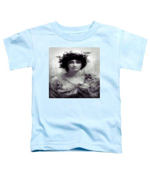 Vintage Lady Toddler T-Shirt