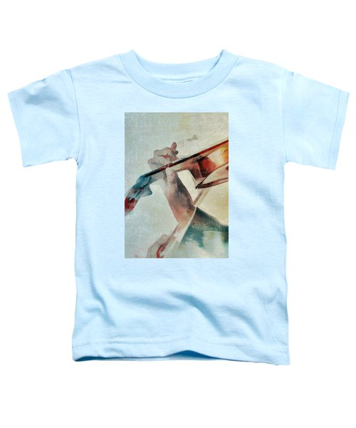 Violinist Toddler T-Shirt