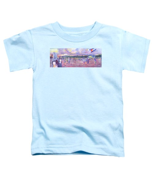 Wakarusa Gogol Bordello Toddler T-Shirt