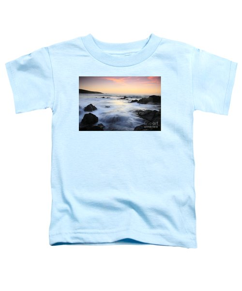 Water And The Sunset Toddler T-Shirt