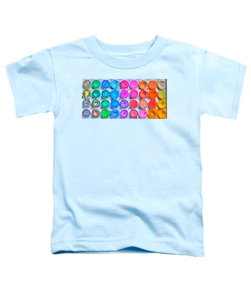 Watercolor Toddler T-Shirt