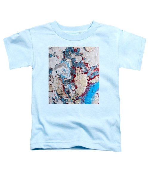Weathered Wall 02 Toddler T-Shirt