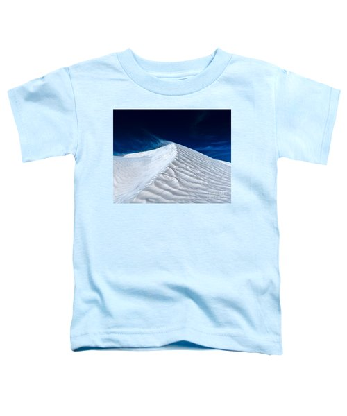 Wind Over White Sands Toddler T-Shirt