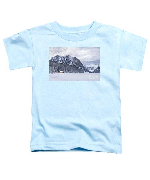 Winter Getaway Toddler T-Shirt