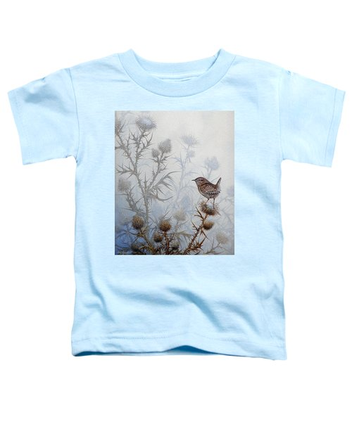 Winter Wren Toddler T-Shirt