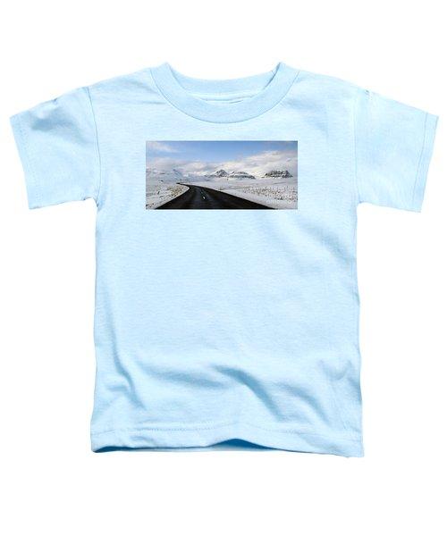 Winter's Way Toddler T-Shirt