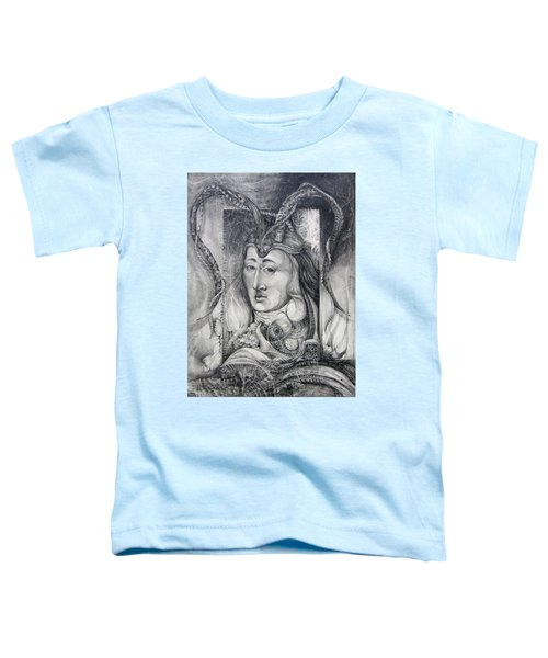 Wizard Of Bogomil's Island - The Fomorii Conjurer Toddler T-Shirt