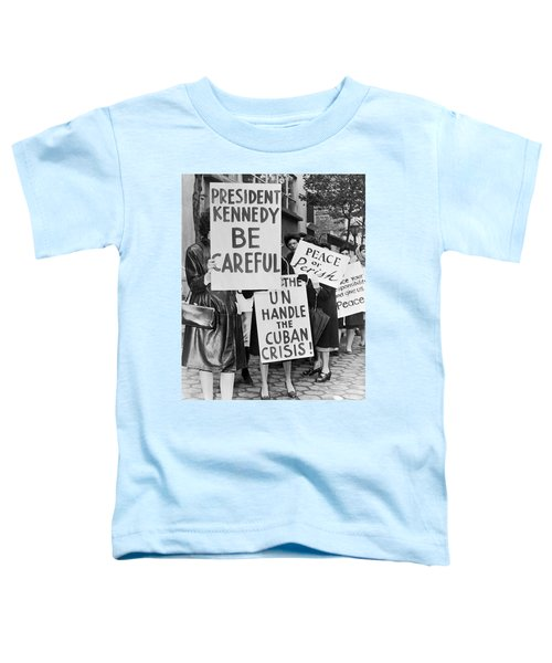 Women Strike For Peace Toddler T-Shirt