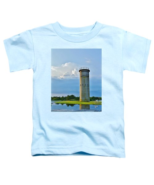 World War II Lookout Tower - Tower Road - Delaware State Park Toddler T-Shirt