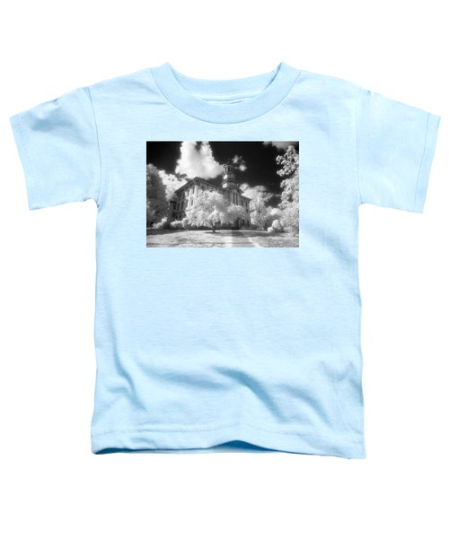Wyoming County Courthouse Toddler T-Shirt