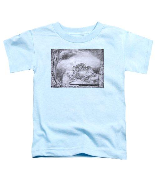 Ymir At Rest Toddler T-Shirt