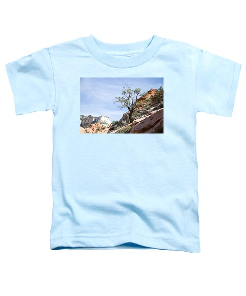 Zion National Park 1 Toddler T-Shirt