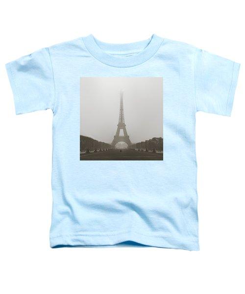 Foggy Morning In Paris Toddler T-Shirt